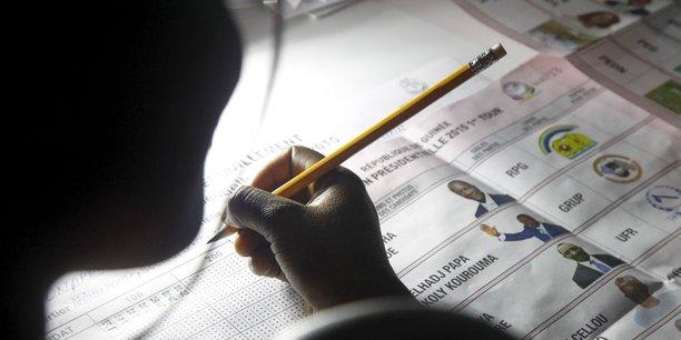 Premières élections municipales depuis 2005 — Guinée