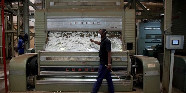 En Côte d'Ivoire, la filière coton a produit quelque 412 646 tonnes la saison dernière.