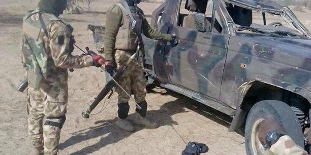 Le 8 janvier 2018, une opération menée par l'armée nigériane dans les villages de Metele, Tumbun Gini et Tumbun Ndjamenas (région du Lac du Tachad) a permis la neutralisation de 57 membres de la secte terroriste Boko Haram et la saisie de différents armes et engins de combat.