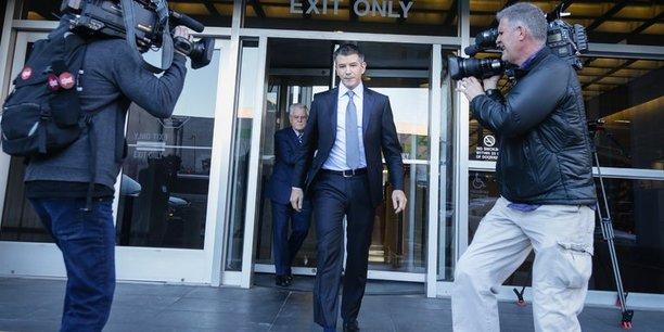 L'ex patron d'Uber Travis Kalanick a nié toute implication et complicité dans le vol de fichiers chez Waymo, une filiale de Google, lors de la suite du procès qui s'est tenu au tribunal de San Francisco.