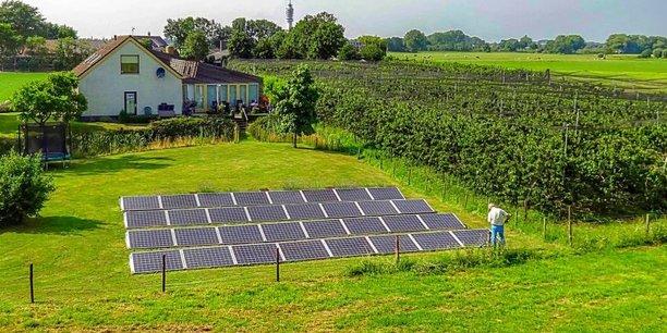 La production d'énergie à petite échelle sera peut-être bientôt rendue très difficile.