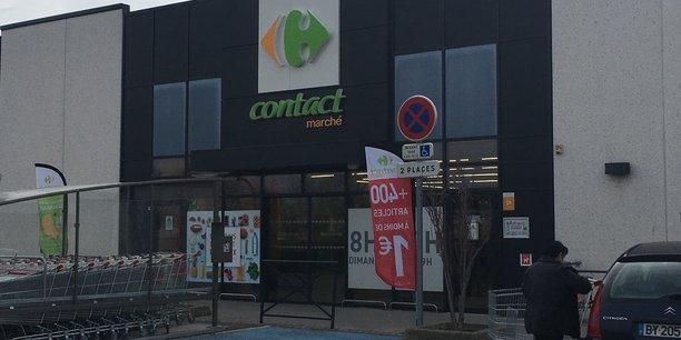 Le Carrefour Contact Marché de Plaisance-du-Touch emploie six personnes.