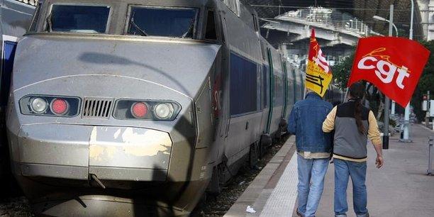 Ordonnance ou projet de loi classique — SNCF