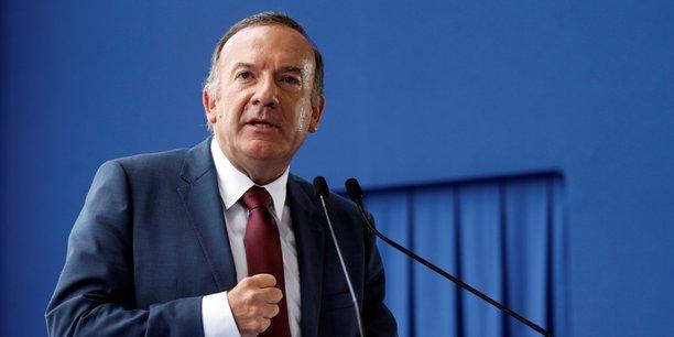 Pierre Gattaz, dont le mandat de cinq ans à la tête du MEDEF arrivera à échéance le 3 juillet 2018.