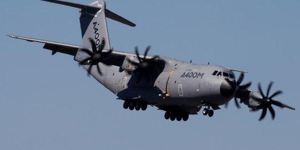Airbus: La charge 2017 liée à l'A400M pourrait être réévaluée