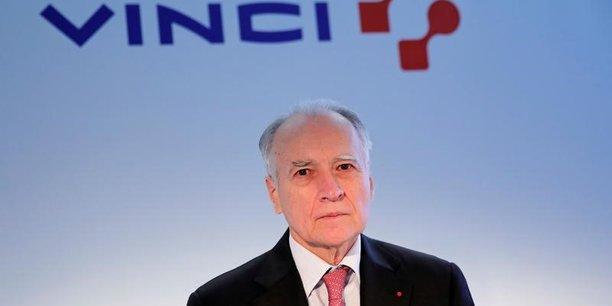 Xavier Huillard, PDG de Vinci, a une nouvelle confirmé son intérêt pour ADP si le gestionnaire des aéroports parisiens était privatisé.