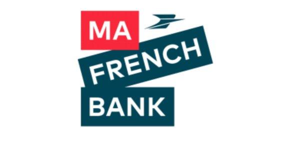 Le logo de la future banque digitale de la Banque Postale reprend le symbole de l'oiseau, celui de la Poste et sa filiale bancaire.