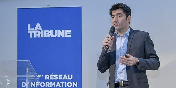 Michaël Haddad, responsable du pôle optique appliquée et algorithmes de L'Oréal, diplômé et intervenant de Kedge Business School