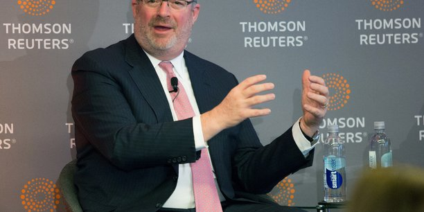 Thomson reuters: le dg jim smith hospitalise[reuters.com]