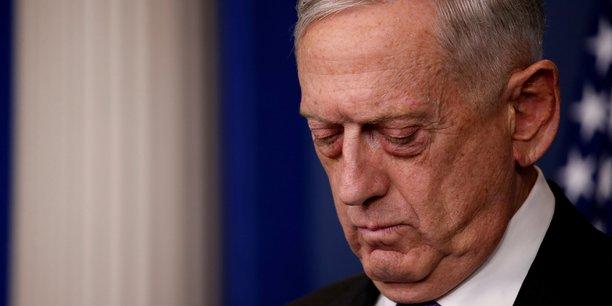 A l'otan, mattis (pentagone) insistera sur la depense militaire[reuters.com]