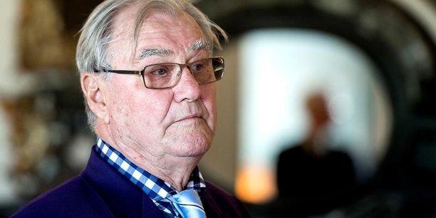Deces du prince henrik de danemark, epoux de la reine margrethe[reuters.com]