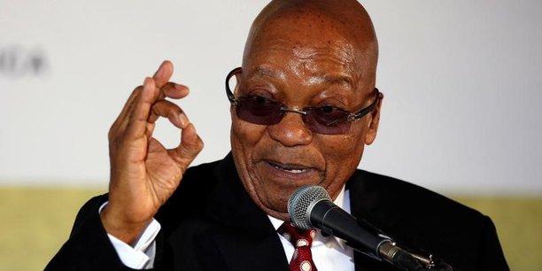 Afrique du sud: fouille au domicile des freres gupta, amis de jacob zuma[reuters.com]