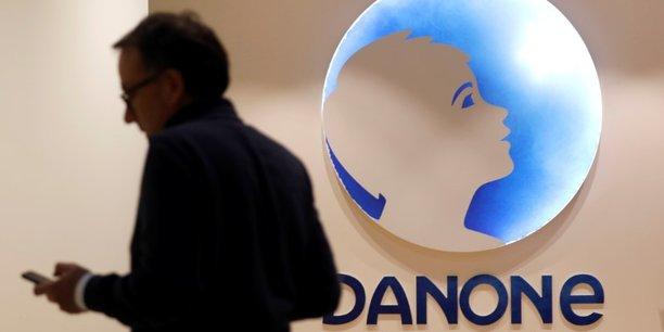 Danone veut ramener sa part dans le japonais yakult a 7%[reuters.com]