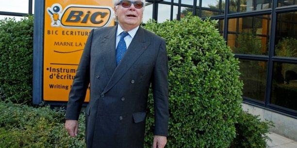 Bic scinde les fonctions de president et de directeur general[reuters.com]