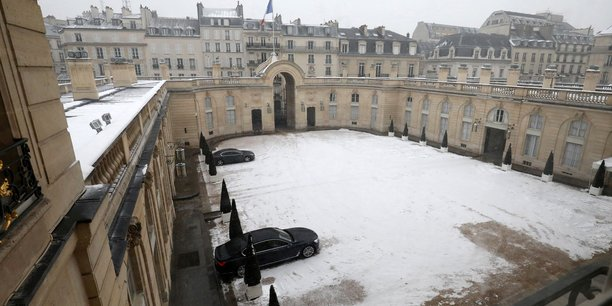L'elysee veut sortir la salle de presse du palais[reuters.com]