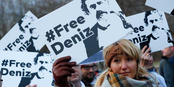 Le journaliste deniz yucel serait bientot libere en turquie[reuters.com]
