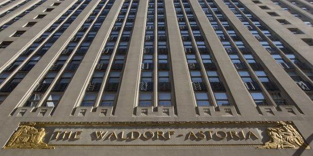 Hilton fait mieux qu'attendu au 4e trimestre grace a l'international[reuters.com]