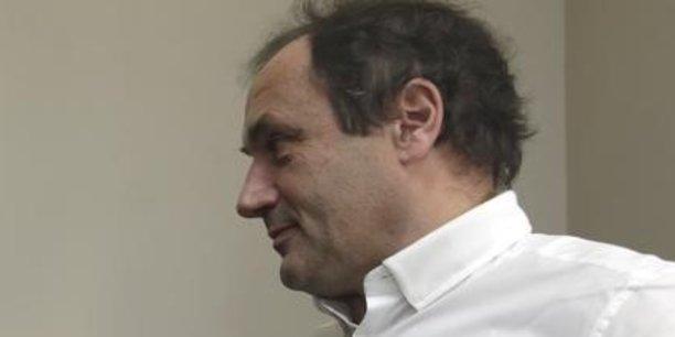 Ludovic Le Moan, co-fondateur et chef de file de Sigfox.