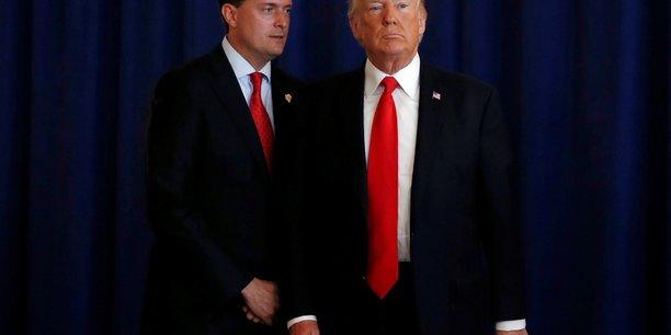 Le congres enquete sur un ex-responsable de la maison blanche[reuters.com]