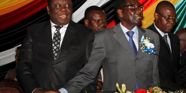 Deces en afrique du sud de l'opposant zimbabween morgan tsvangirai[reuters.com]