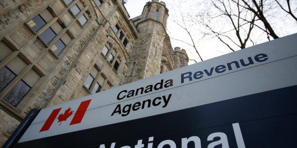 Le siège de l'Agence du revenu du Canada.