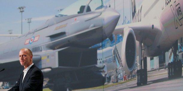 Le président exécutif d'Airbus Tom Enders doit partir en avril 2019 mais...