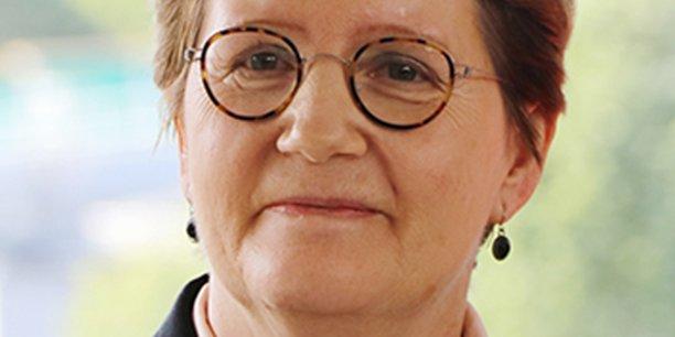 Béatrice Gille était précédemment en poste dans l'académie de Créteil