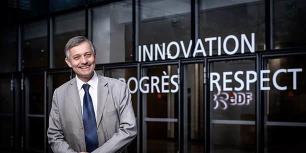 Martin Leÿs, nouveau délégué régional d'EDF en Nouvelle-Aquitaine