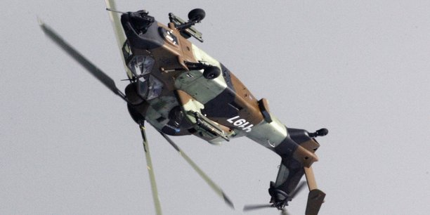 Selon le rapport, la disponibilité des hélicoptères, des avions de patrouille maritime et de l'aviation de transport tactique ne permet pas d'honorer le contrat opérationnel seuil bas, nécessaire pour répondre à la tenue de la situation opérationnelle de référence et à la préparation opérationnelle.