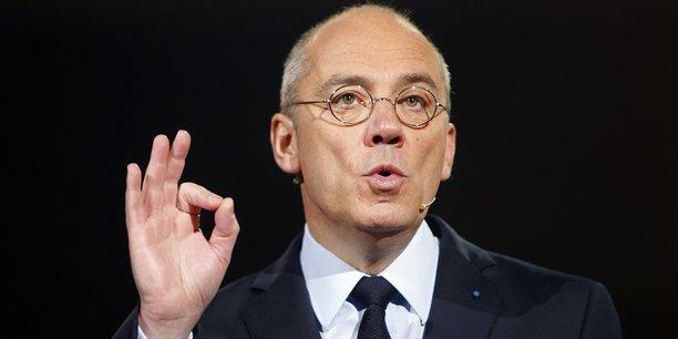 Stéphane Richard est le patron du numéro un français des télécoms depuis 2011.
