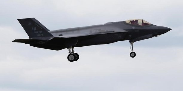 La F-35 devrait atterrir en Suisse