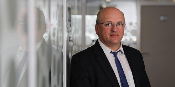 Joël Korsakissok, président de Syntony.