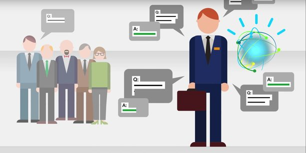 L'intelligence artificielle, utilisée en back-office au Crédit Mutuel, aura-t-elle un impact massif sur l'emploi dans la banque à terme ? Le lobby de la profession ne se risque pas à des prévisions.