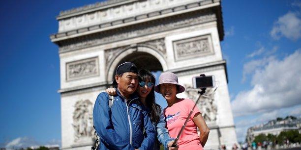 La France était encore, en 2016, la principale destination mondial pour les touristes.