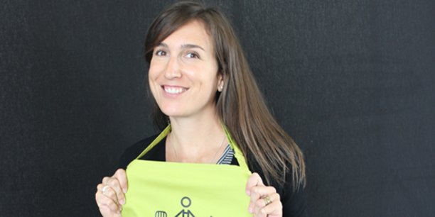 Laure Barbaza, fondatrice de La Fabic à Montpellier.