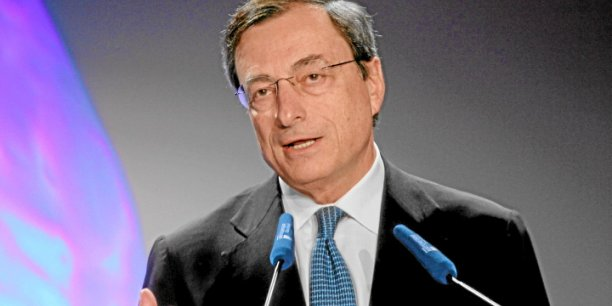Mario Draghi / Reuters