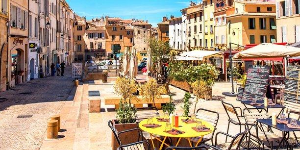 Les prix de l'immobilier à Aix, sont en baisse.