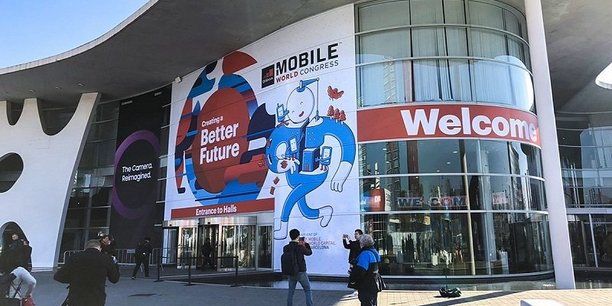 Le Mobile World Congress à Barcelone