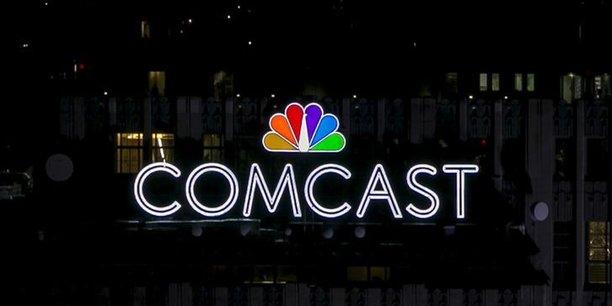 Le câblo-opérateur américain Comcast possède déjà le réseau télévisé NBC et le studio de cinéma Universal Pictures.