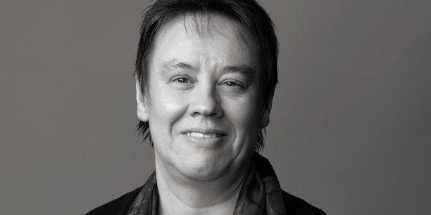 Michaela Langer, cofondatrice de Triskem international.
