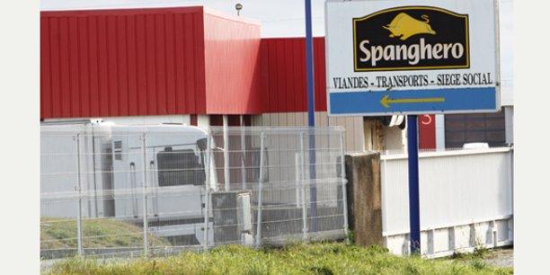 L'ex-site de Spanghero, à Castelnaudary (11)