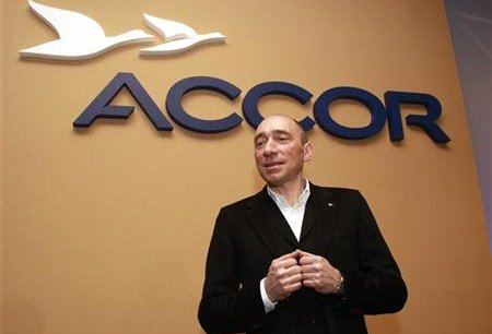 le PDG d'Accor, Denis Hennequin Copyright Reuters