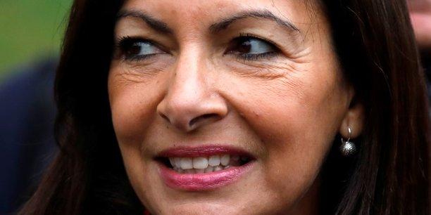 Anne Hidalgo est attaquée par La République En Marche (LaRem) en vue des élections municipales de 2020.