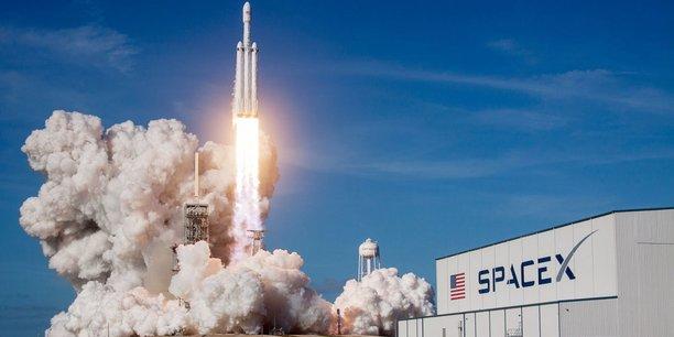 Le lancement inaugural de Falcon Heavy a été une réussite, selon le directeur des lanceurs au CNES Jean-Marc Astorg
