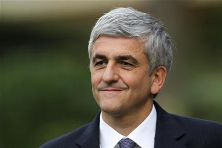 L'ancien ministre de la Défense, Hervé Morin