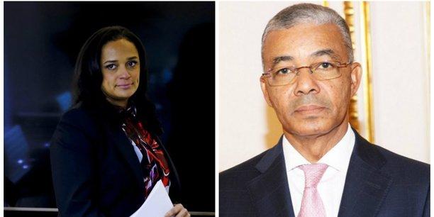 Angola- Sonangol : Bras de fer déclaré entre Isabel Dos Santos et son successeur