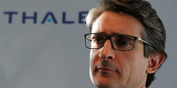 Thales vise en 2018 une croissance de ses prises de commandes à hauteur de 15,5 milliards d'euros