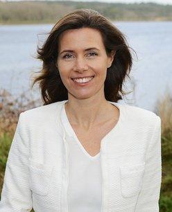 Marie Eloy, fondatrice du réseau Femmes de Bretagne et cofondatrice de Bouge ta Boîte
