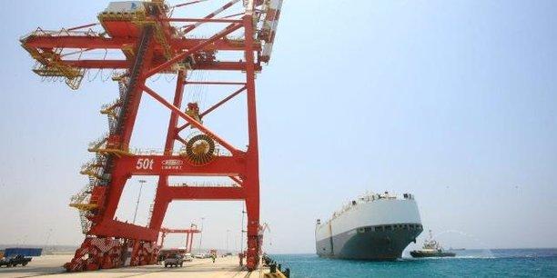 L'objectif des autorités portuaires djiboutiennes est d'augmenter la capacité de traitement du terminal à conteneurs de Doraleh de près de 300 000 conteneurs EVP par an.