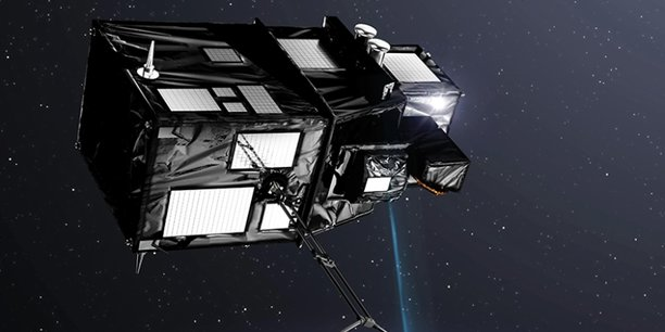 Sentinel 3-A a été lancé en janvier 2016.